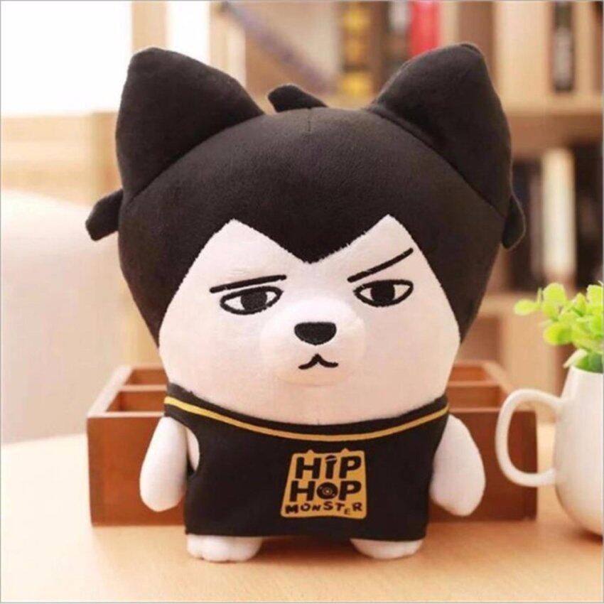 BTS Bangtan Boys Album Kpop Bulletproof Boy Scouts Album Jung Kook Jimin V HIP HOP MONSTER Baby Hip Hop Monster Doll Dolls BabyDolls - intl