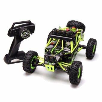 Car RC Buggy Wltoys 12428 รถบักกี้บังคับวิทยุ 4WD Scale 1:12 มีไฟLED และมีระบบกันน้ำ