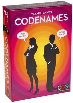 Codenames 2015 Edition Board Game