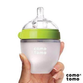 ขวดนมเสมือนเต้านมแม่ Comotomo ขนาด 5oz แพ็คเดี่ยว