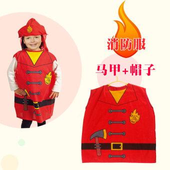 Cos ฮาโลวีนสำหรับเด็กเสื้อผ้าประสิทธิภาพ