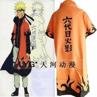 นารูโตะนินจาเสื้อคลุม cos เสื้อผ้า
