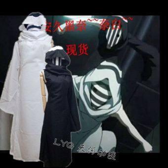 ปอบโตเกียว/ปอบโตเกียว cos อองสีดำนานาสีขาว cos เสื้อผ้าสีดำเล็กๆน้อยๆ BayMini cos เสื้อผ้า Spot