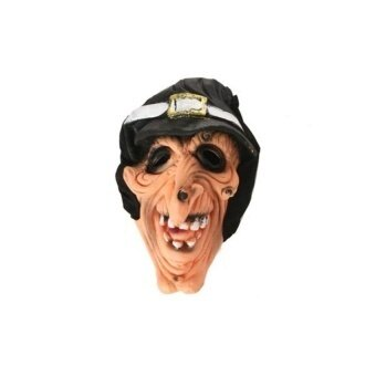Creepy Halloween Witch Mask - intl