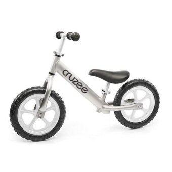 cruzee 2017 จักรยานสำหรับเด็ก สีเงิน