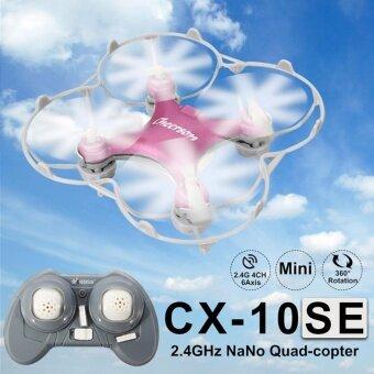 โดรนจิ๋ว CX-10 Mini 2.4G 4CH 6 Axis LED RC Quadcopter RTF Micro Drone