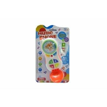 ของเล่นโทรศัพท์เด็กอ่อน (CY1013-4C)