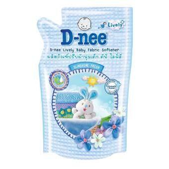 D-Nee น้ำยาปรับผ้านุ่ม ไลฟ์ลี่ กลิ่น Sunshine Fresh ขนาด 600 มล. (12 ถุง/ลัง)