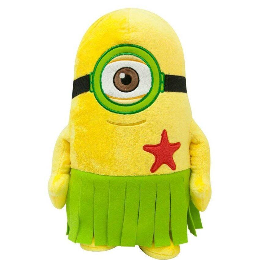 Despicable Me Universal Minions ตุ๊กตา มินเนี่ยนแต่งชุดระบำชาวเกาะ 1 ตา 14
