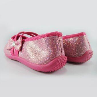 Disney Princess รองเท้าคัชชู เด็กหญิง สี ชมพู