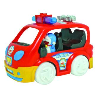 Doraemon ของเล่น รถตำรวจ - โดราเอมอน