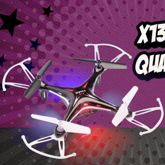 DRONE NEW LED โดรนที่มีระบบบินที่เสถียร นิ่ม บังคับง่าย (มีปุ่มตีลังกา)