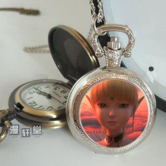 นิเมชั่นโจวเบียนรุ่นระเบิด Elf บัลลังก์นาฬิกาพก