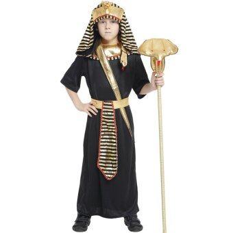 EOZYผู้ชายแต่งกายโบราณอียิปต์ฟาโรห์ที่อียิปต์ในคืนวันฮัลโลวีนเด็กคอสเพลย์งานถ่ายละครเสื้อผ้า-xl