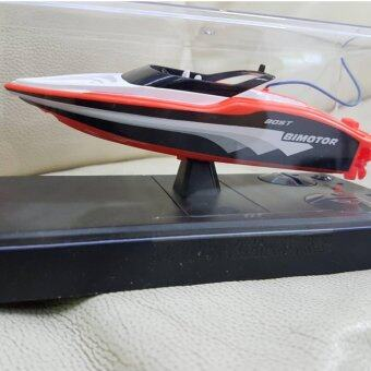 เรือแข่งบังคับวิทยุ 2.4 GHZ Seawing Racing Boat เลี้ยวด้วยหางเสือเดินหน้า/ถอยหลัง