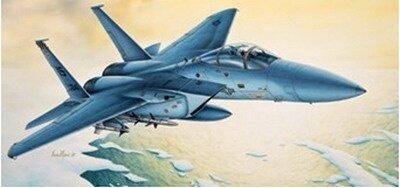F15c อินทรีเครื่องบินขับไล่ประกอบเครื่องบิน