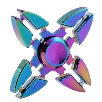 Fidget Spinner Rainbow 4