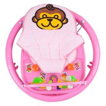 รถหัดเดิน FOIL - รุ่น B3 สีชมพู
