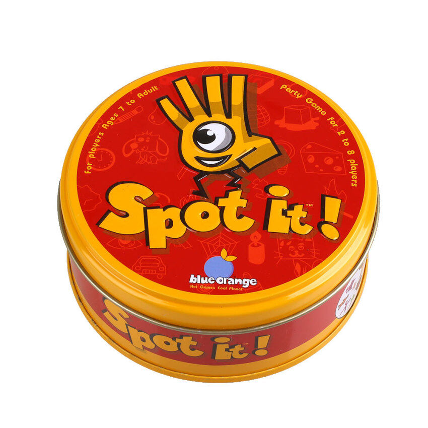 For Spot It Dobble Find It Board Card Game For Children Family Gathering image