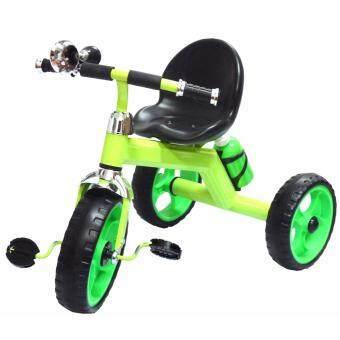 FOYTHAI รถสามล้อเด็ก มีแตร มายควีน รุ่น FCN-481 สีเขียว