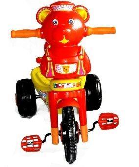FOYTHAI รถสามล้อเด็ก เท็ดดี้ รุ่น FRD-011 สีแดง