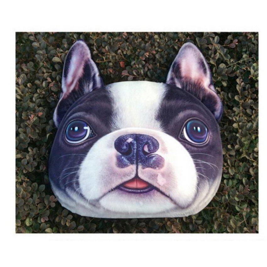 หมอนอิง หมา สุนัข เฟร้นบูลด๊อก French Bulldog