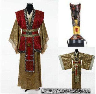 ฤดูใบไม้ผลิและฤดูใบไม้ร่วงรบสหรัฐฯเครื่องแต่งกายเช่า Gonggong เสื้อผ้าประสิทธิภาพ