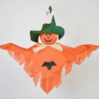 Halloween Ghost Props Hanging Garland Decoration House Party ScaryCreepy - intl