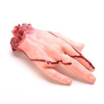 Halloween Props Lifesize Bloody Hand - intl
