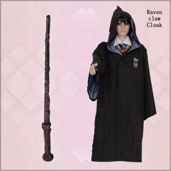 Harry Potter Cosplay Clothing Harry Children Kids Adult Magic GownsCloak Gryffindor COS Uniforms Clothing Adult Models SZIE M155-165CM- intl