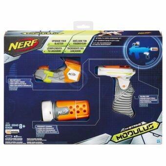 NERF MODULUS STEALTH OPS UPGRADE KIT ฮาสโบร ปืนเนิร์ฟโมดูลัส ชุดอัพเกรด ปืนเนิร์ฟ ลิขสิทธิ์แท้