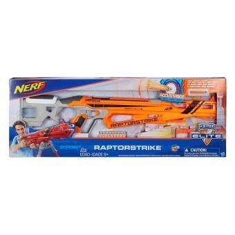 HASBRO NERF N-STRIKE ELITE ACCUSTRIKE RAPTORSTRIKE ฮาสโบร ปืนเนิร์ฟ แอคคูสไตรค์ แรปเตอร์สไตรค์ ลิขสิทธิ์แท้