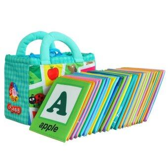 Harga Hellomom Flash Card (แฟลชผ้า A - Z Lalababy)