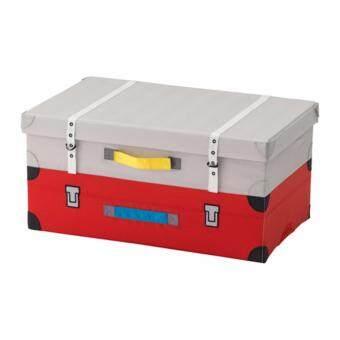 Homework กล่องเก็บของเล่นเด็ก ขนาด 57x35x28 ซม.