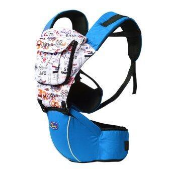 ร้อนขายหลาย Fuctional บ่าแบกกระเป๋าเป้เด็กที่มีตัวเลขสีฟ้า
