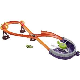 ราง Hot Wheels Lava Race