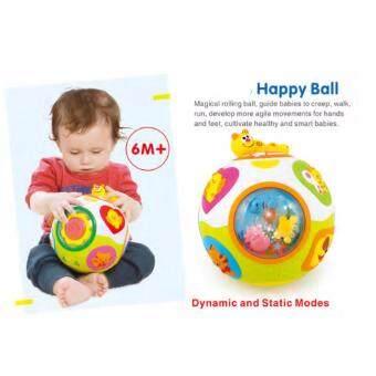 Huile Toys ลูกบอลชวนคลานมหาสนุก