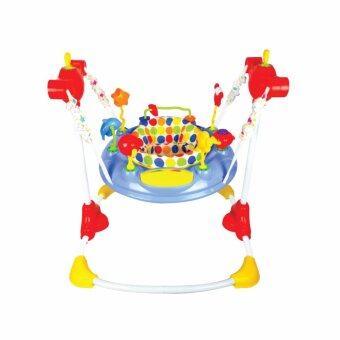 Fin Babiesplus เก้าอี้กระโดดเสริมทักษะ Baby Jumper Chair รุ่น CAR-BC01