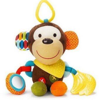 baby_kidsonline โมบายเด็กแบบห่วงแขวนลิง