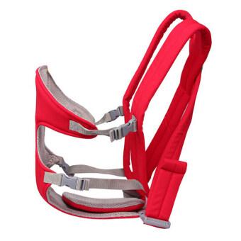 เป้อุ้มเด็กสะพายหลัง สายสะพายX รุ่น X1 - สีแดง (image 4)