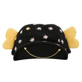 Baby Touch หมวกเด็ก แก๊ปหูช้าง (เหลือง)