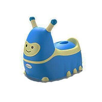 Babyhood กระโถนหนอนน้อยหรรษา (สีฟ้า)