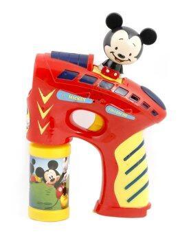 Disney ของเล่น ปืนเป่าฟอง มิกกี้