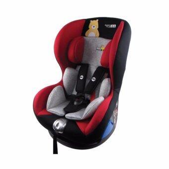 Fin Babiesplus คาร์ซีท เบาะติดรถยนต์สำหรับเด็ก ปรับระดับได้ (นั่ง/เอน/นอน) สำหรับเด็กแรกเกิด - 4 ขวบ รุ่น CAR-LB393A