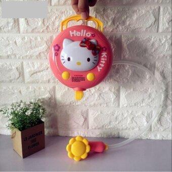 Minlane Kids Hello Kitty Bath Toy ฝักบัวลอยน้ำ ลาย คิตตี้