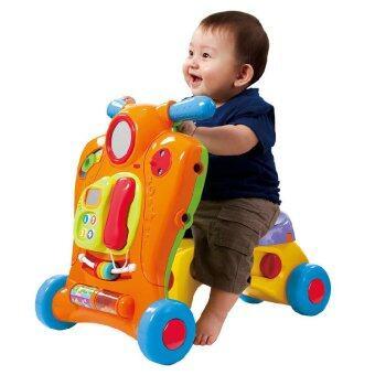 Playgo 2 in1 Baby Walker รถกิจกรรมหัดเดินสำหรับเด็ก