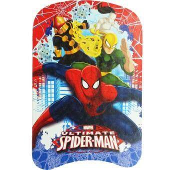 Marvel บอร์ดว่ายน้ำลายสไปเดอร์แมน Swim Board Ultimate SPIDER-MAN สีแดง USM9431-R