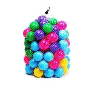 T.P. TOYSลูกบอลหลากสี100ลูก