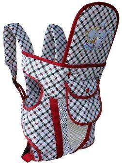Kakuki เป้อุ้มเด็ก Baby Hip Seat รุ่น168-Red สำหรับเด็ก 0-36 เดือน (สีแดง)