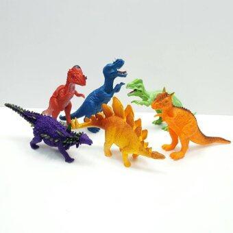 Dinosaur Out Break ตุ๊กตายางไดโนเสาร์